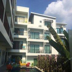 Отель The Frutta Boutique Patong Beach вид на фасад фото 4