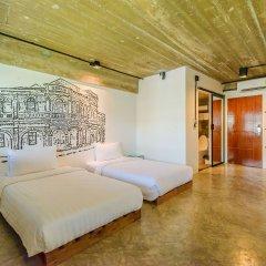 Отель Quip Bed & Breakfast Таиланд, Пхукет - отзывы, цены и фото номеров - забронировать отель Quip Bed & Breakfast онлайн комната для гостей