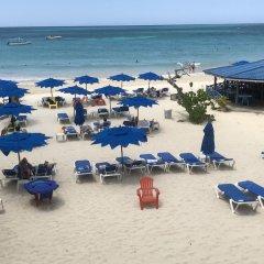 Отель Negril Tree House Resort пляж фото 2