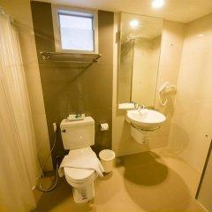 Отель Myhotel Cmyk@Ratchada ванная