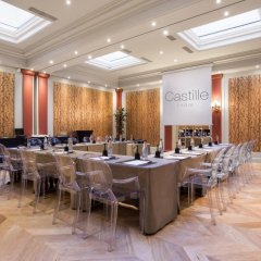 Отель Castille Paris - Starhotels Collezione Франция, Париж - 4 отзыва об отеле, цены и фото номеров - забронировать отель Castille Paris - Starhotels Collezione онлайн помещение для мероприятий фото 3