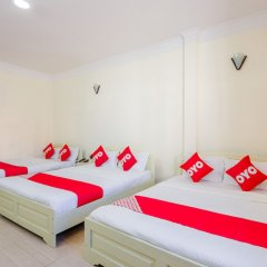 OYO 603 Hoang Kim Hotel Далат сейф в номере