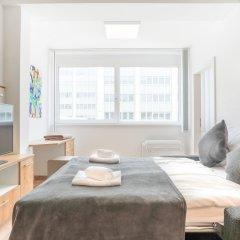 Отель SKY9 Apartment City Center Австрия, Вена - отзывы, цены и фото номеров - забронировать отель SKY9 Apartment City Center онлайн комната для гостей фото 4