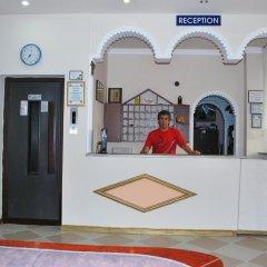 Pamukkale Hotel Турция, Алтинкум - отзывы, цены и фото номеров - забронировать отель Pamukkale Hotel онлайн интерьер отеля