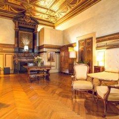 Hotel Bretagna интерьер отеля