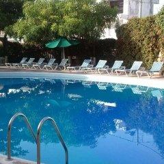 Отель Mirador Acapulco бассейн