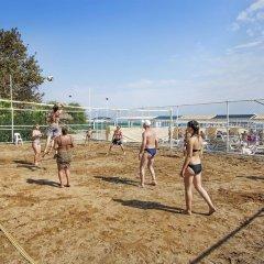 Отель Larissa Mare Beach спортивное сооружение