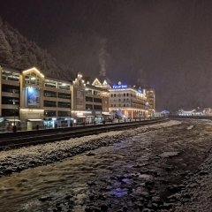 Tulip Inn Roza Khutor Hotel Красная Поляна пляж