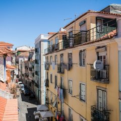 Отель Casa da Barroca: spacious A-location designer loft фото 4