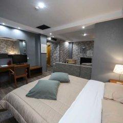 Отель Athina Palace Греция, Ферми - отзывы, цены и фото номеров - забронировать отель Athina Palace онлайн комната для гостей фото 2