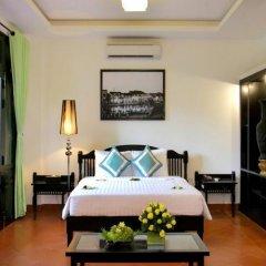Отель Phu Thinh Boutique Resort & Spa комната для гостей фото 6