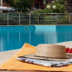 Hotel Le Rotonde Массароза бассейн