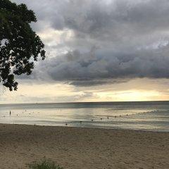Отель Negril Beach Club пляж