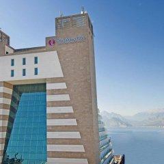 Ramada Plaza Antalya Турция, Анталья - - забронировать отель Ramada Plaza Antalya, цены и фото номеров приотельная территория