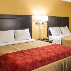 Отель Econo Lodge Columbus Колумбус комната для гостей фото 2
