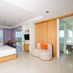 Отель Welcome World Beach Resort & Spa Таиланд, Паттайя - отзывы, цены и фото номеров - забронировать отель Welcome World Beach Resort & Spa онлайн комната для гостей фото 13
