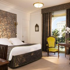 Hotel Le Negresco Ницца комната для гостей фото 2