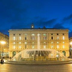 Отель San Giorgio Rooms Италия, Генуя - отзывы, цены и фото номеров - забронировать отель San Giorgio Rooms онлайн вид на фасад