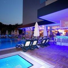 Hatipoglu Beach Hotel бассейн фото 3