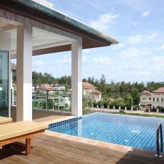 Отель Bangtao Tropical Residence Resort & Spa бассейн фото 2