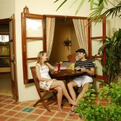 Отель Palm Garden Resort сауна