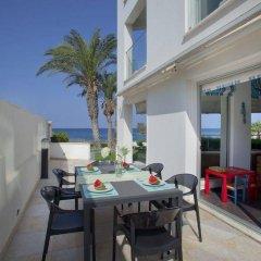 Отель Trident Beach Front Suite Кипр, Протарас - отзывы, цены и фото номеров - забронировать отель Trident Beach Front Suite онлайн балкон