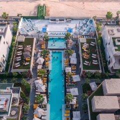Отель Five Palm Jumeirah Dubai парковка