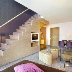 Отель abito Suites Германия, Лейпциг - отзывы, цены и фото номеров - забронировать отель abito Suites онлайн ванная