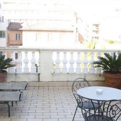 Отель Villa Pinciana балкон