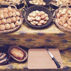Отель Kyriad Cahors питание