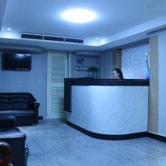 Отель Blu Mount Бангкок спа