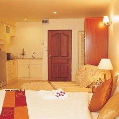 Отель LK Pavilion Таиланд, Паттайя - отзывы, цены и фото номеров - забронировать отель LK Pavilion онлайн комната для гостей фото 2