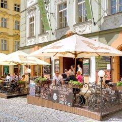 Отель Golden Star Чехия, Прага - 14 отзывов об отеле, цены и фото номеров - забронировать отель Golden Star онлайн питание фото 2