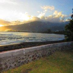 Отель Tahiti Surf Beach Paradise пляж