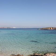 Hotel Bon Sol пляж фото 2