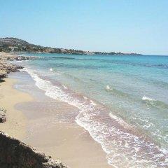 Thalia Hotel пляж