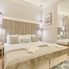 Апартаменты Molo Residence Apartments комната для гостей фото 4