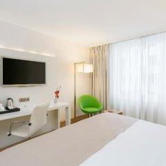 Отель NH Collection Berlin Mitte Am Checkpoint Charlie 4* Стандартный номер с разными типами кроватей фото 44