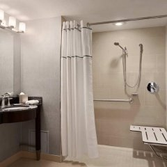 Отель Washington Hilton ванная