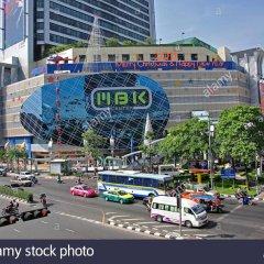 Отель Nana Best Inn Бангкок городской автобус