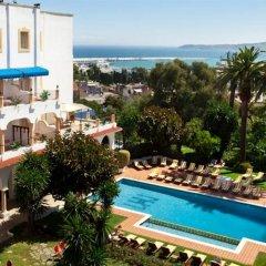Отель El Minzah Hotel Марокко, Танжер - отзывы, цены и фото номеров - забронировать отель El Minzah Hotel онлайн балкон