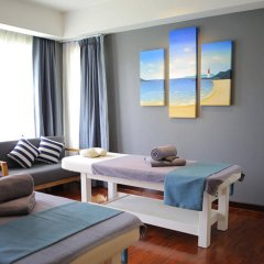 Отель The Leela Resort & Spa Pattaya комната для гостей фото 4