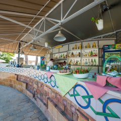 Отель Fontane Bianche Beach Club Фонтане-Бьянке гостиничный бар