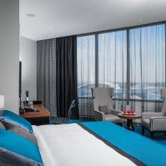 Рэдиссон Блу Шереметьево (Radisson Blu Sheremetyevo Hotel) комната для гостей фото 5