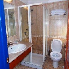 Отель Firenze Tirana Албания, Тирана - отзывы, цены и фото номеров - забронировать отель Firenze Tirana онлайн ванная