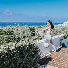 Shalom Hotel And Relax Тель-Авив балкон