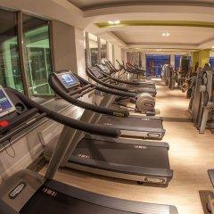 Ramada Donetsk Hotel фитнесс-зал фото 2
