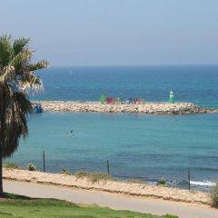Апартаменты Beach And Park Apartment Тель-Авив пляж