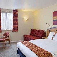 Отель Holiday Inn Express London - Dartford комната для гостей фото 2