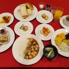 Отель Gracery Seoul Южная Корея, Сеул - отзывы, цены и фото номеров - забронировать отель Gracery Seoul онлайн питание фото 3